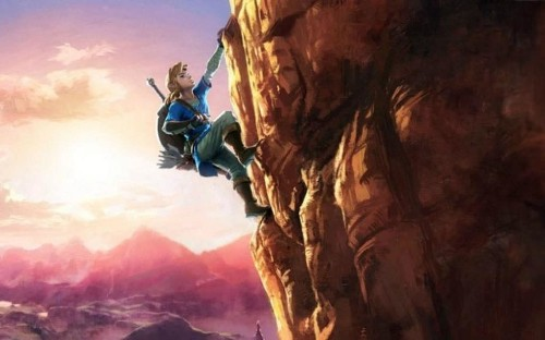 The Legend of Zelda: Breath of the Wild hints at Nintendo's bold future