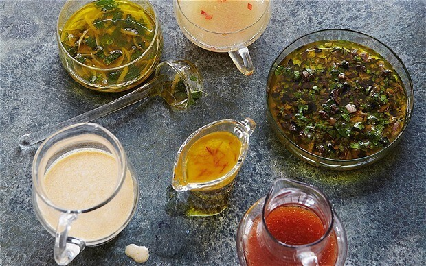 The best dressings for salads