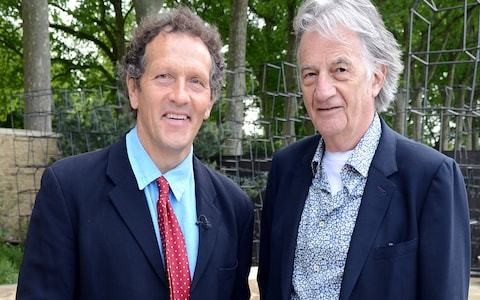 Monty Don, take note: A gentleman's guide to tying a tie