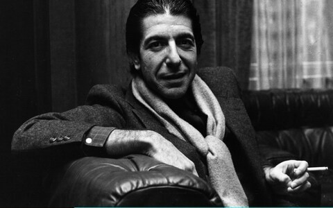 Leonard Cohen's letters to muse Marianne sell for $876,000 at auction