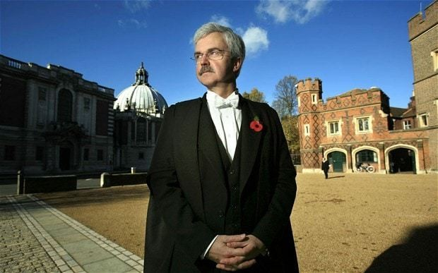 Teaching being turned into a 'service industry', says Eton head