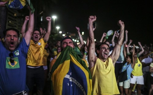 Brazil's Dilma Rousseff loses crucial impeachment vote