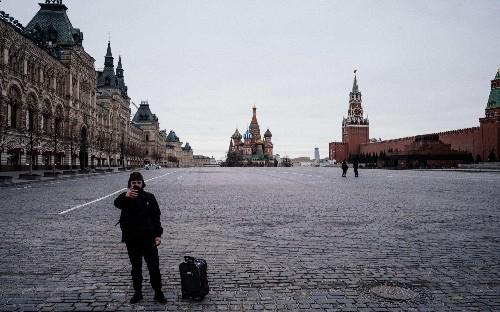 Moscow wakes up to lockdown as Vladimir Putin takes back seat in battling coronavirus