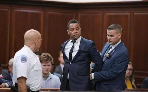 Cuba Gooding Jr faces accusations from 14 women of sexual misconduct