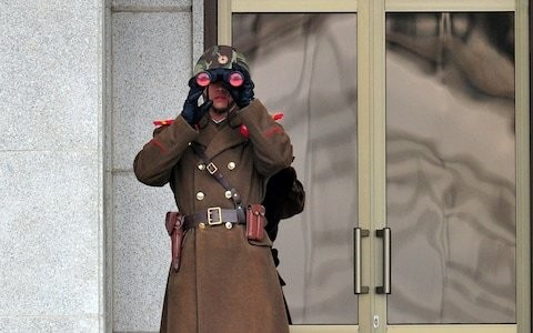 Senior North Korea intelligence officer defects to South