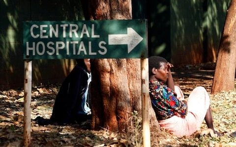 Zimbabwe doctors' strike ends after help from tycoon