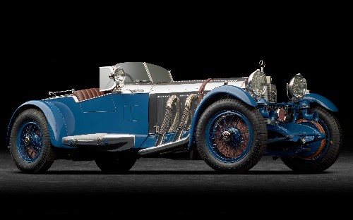 Concours of Elegance: 1,000 of the world's finest classic cars
