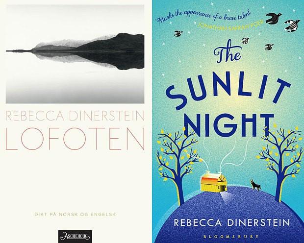 Meet Rebecca Dinerstein: the latest US literary sensation