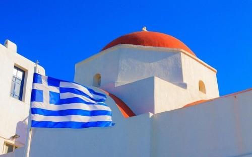 Booking a Greek island ferry