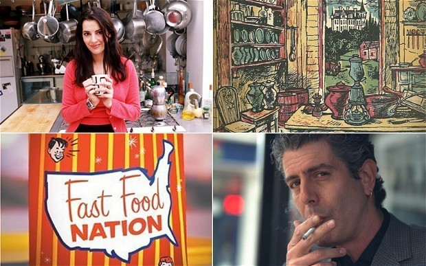 The 10 best food and drink books of all time