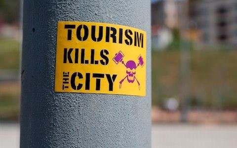 A timeline of overtourism: key moments in the global battle between locals and travellers