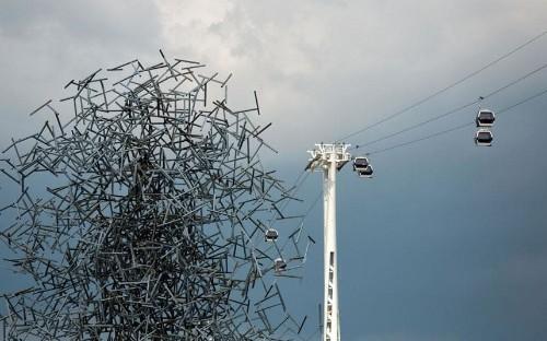 The Line: East London's new modern art walk