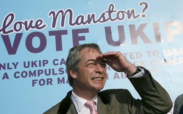 Ukip manifesto 2015: summary of key policies