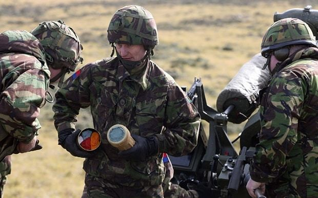 Britain to send more troops to the Falklands to counter 'heightened' invasion threat from Argentina