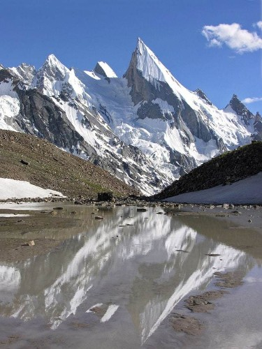 The world's 19 most staggeringly beautiful mountains