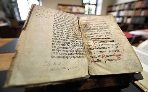 The most valuable rare books in existence