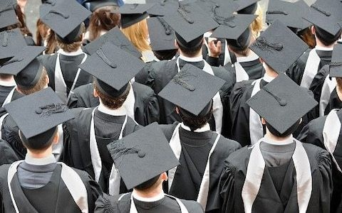 Value of degrees halves in 20 years, research shows as critics rally against degrees as 'disqualifications'
