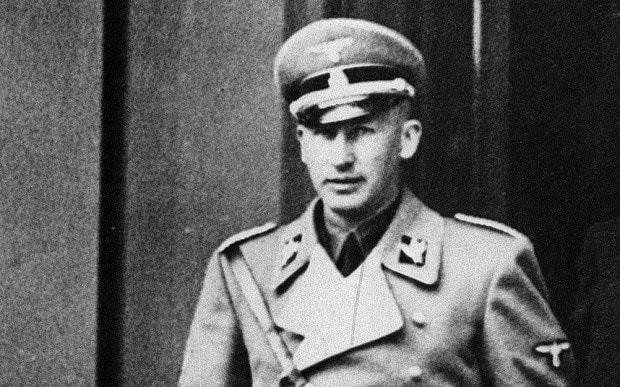 Czech resistance radio antenna used in Reinhard Heydrich assassination discovered