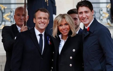 From Trudeau to Macron, the Left's virtue-signalling demigodsare falling to earth