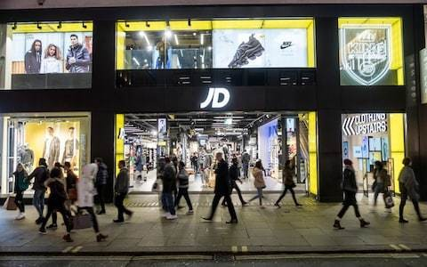 JD Sports gives us confidence about the high street and can succeed in the US where others have failed