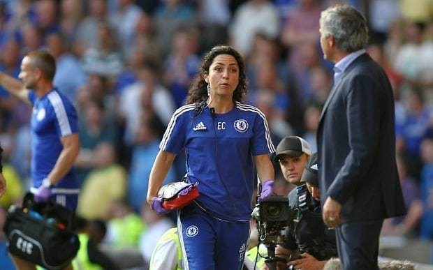 Eva Carneiro braced for axe from Chelsea bench after criticism from Mourinho