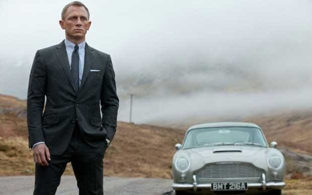 Bond-themed hotel stay launched in Scotland
