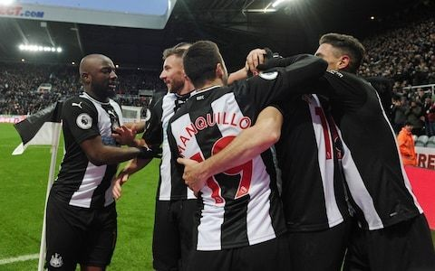 Newcastle United get into the Christmas spirit with season ticket giveaway