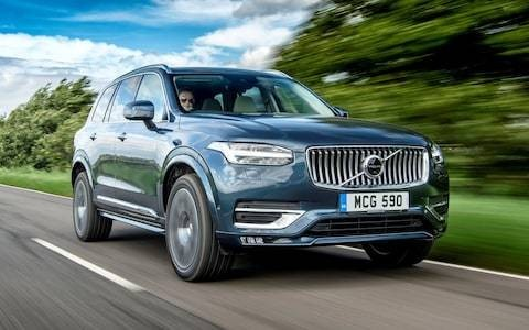Volvo XC90 B5 review: mild hybrid technology makes this seven-seater hard to beat