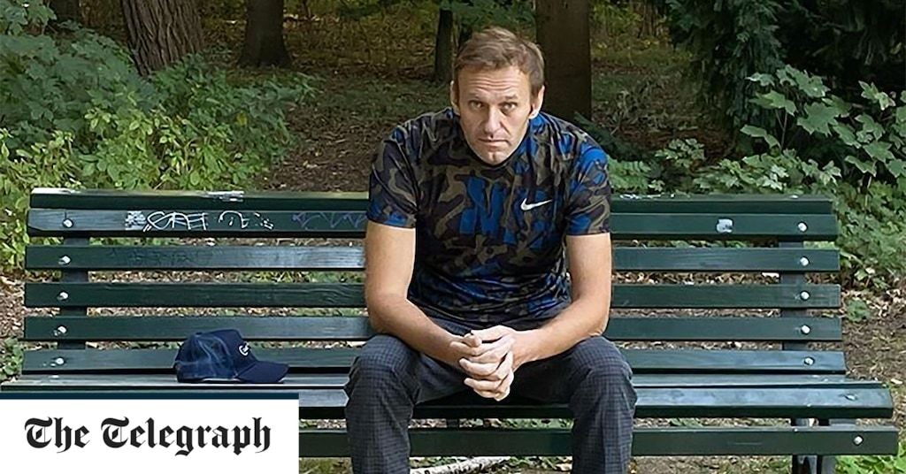 Alexei Navalny accuses Putin of his poisoning and vows to return to Russia