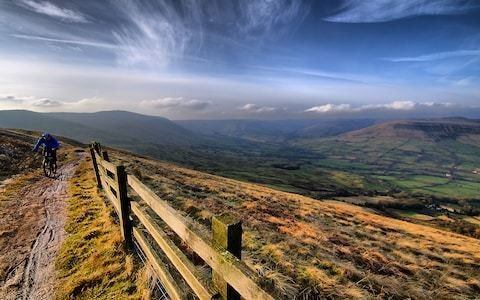 New 800-mile off-road cycle route links England and Scotland