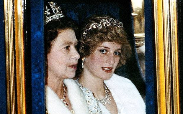 Queen claimed 'someone must have greased the brakes' on hearing of Princess Diana's car crash
