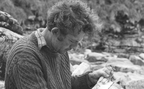 Ian Strange, naturalist, author, artist and photographer who championed wildlife in the Falklands – obituary
