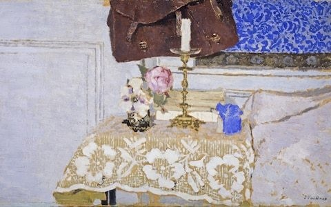 Edouard Vuillard: The Poetry of the Everyday, Holburne Museum, Bath, review: domestic fragments that contain worlds of thought and feeling