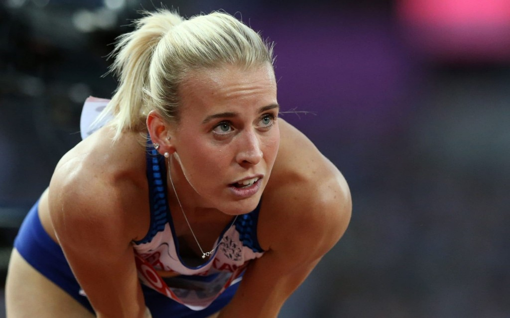 Lynsey Sharp interview: 'I didn't do anything - I'm not sure what I'd be apologising for'