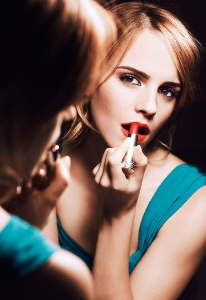 The Knowledge: How to do everyday make-up by Emma Watson