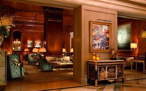 The best five-star hotels in New York