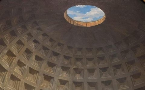 Sacred Mysteries: The Pantheon's survival as a wonder of the world