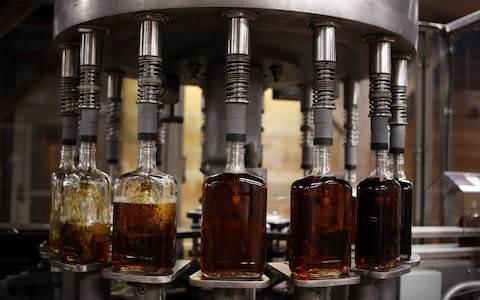 Stock market turmoil turns investors to drink as sales of fine whisky skyrocket