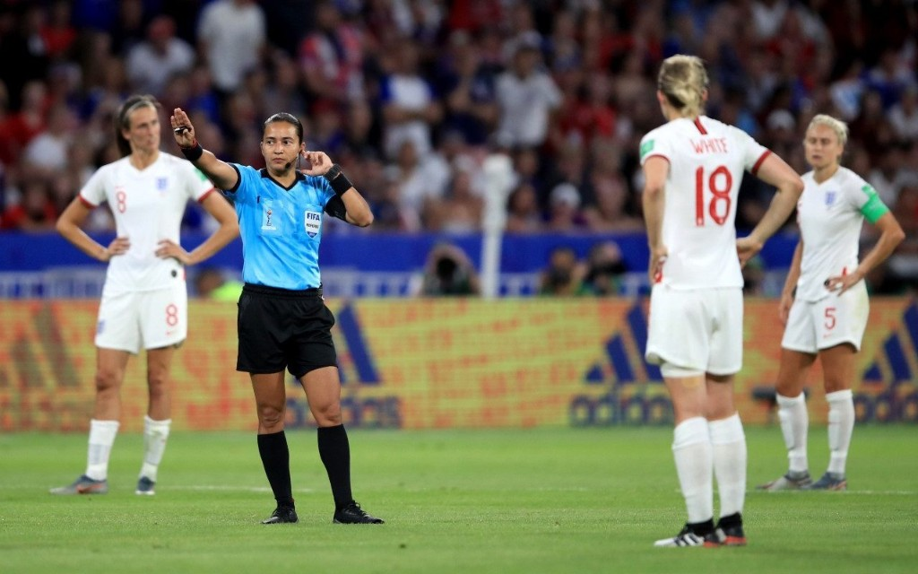 Fifa Women's World Cup analysis reveals almost 90 per cent of VAR reviews led to referees reversing decisions