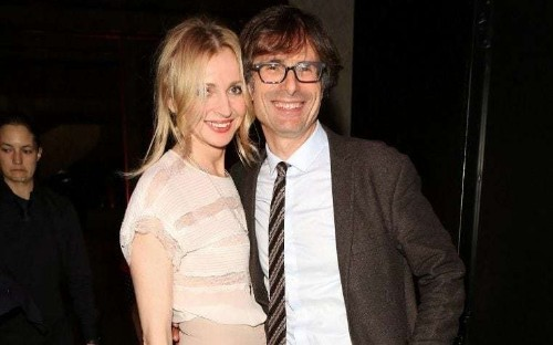 Robert Peston on feeling 'desperately guilty' about finding love after his wife's death