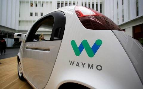 Renault and Nissan partner with Waymo to develop self-driving services