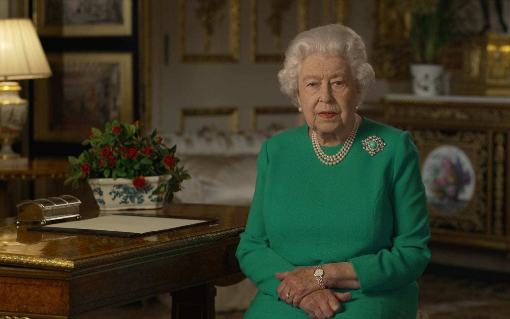 Queen delivers historic speech to promise Britain: 'We will meet again'