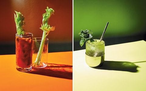 How to stay sober (and keep your friends) with these easy non-alcoholic cocktails