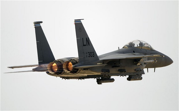 China scrambles jets after US and Japan enter air zone