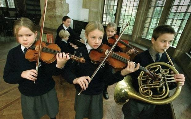 Has music education been saved?
