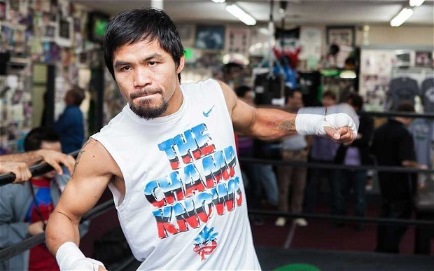Manny Pacquiao v Brandon Rios: Pacman interview on his 'serious preparations' for this fight