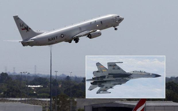 China dismisses US criticism of jet encounter as 'groundless'