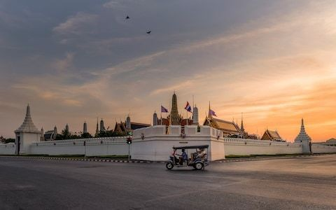 Four thrilling free-wheeling adventures in Asia