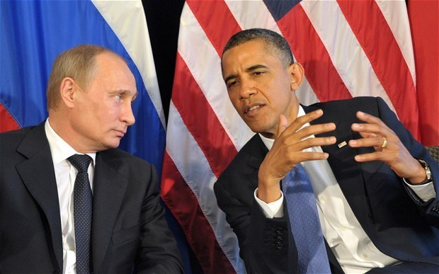 Barack Obama and Vladimir Putin discuss 'safe and secure' Sochi winter Olympics