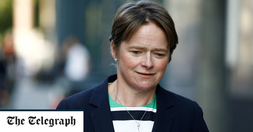 Daily coronavirus tests may not be available on the NHS, Dido Harding suggests